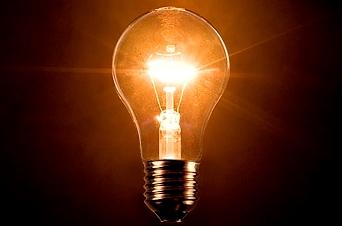 Resultado de imagem para fotos de lampada acesa