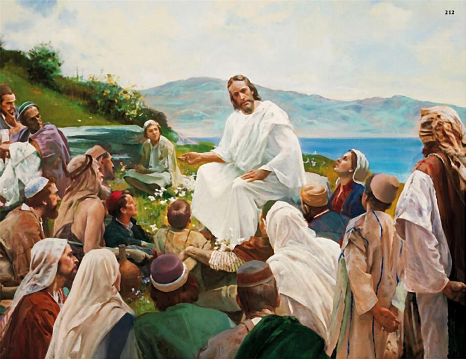 Resultado de imagem para O Sermão da Montanha